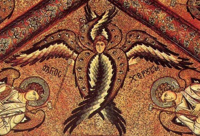 Chemins de spiritualité de Byzance à Saint-Denis