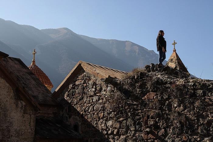 Arménie, pays sans soutiens