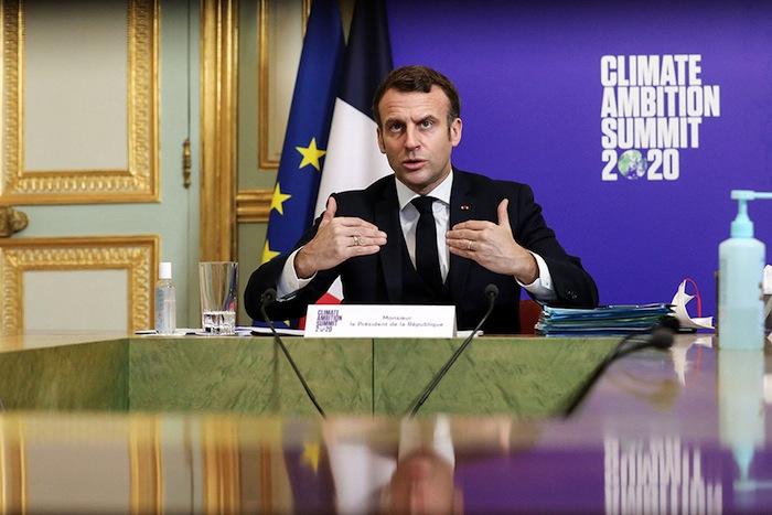 Macron: le référendum qui fait pschitt?