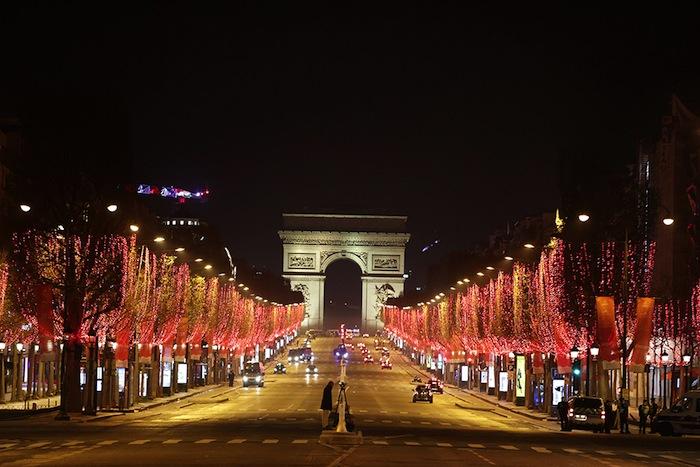 Couvre-feu, 31 décembre.
