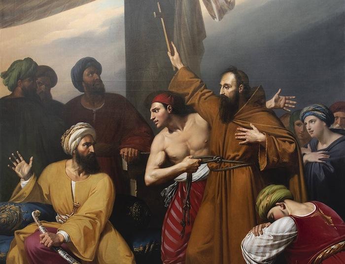 La seconde carrière de saint François d'Assise