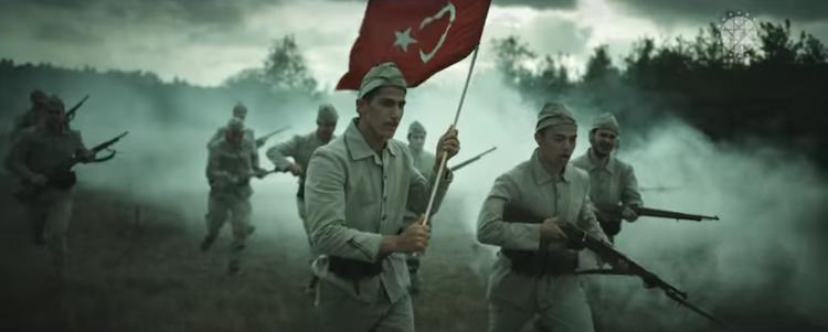 La propagande culturelle turque