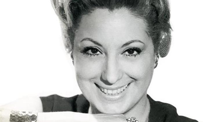 Renée Doria au firmament