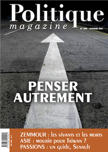 Politique Magazine n°206