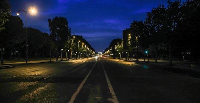 Célébration de Paris