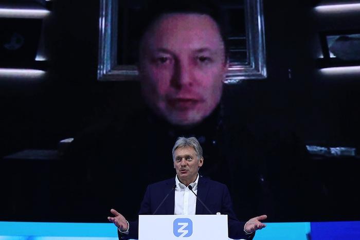 Cet étonnant M. Musk
