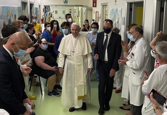 La paix liturgique selon François