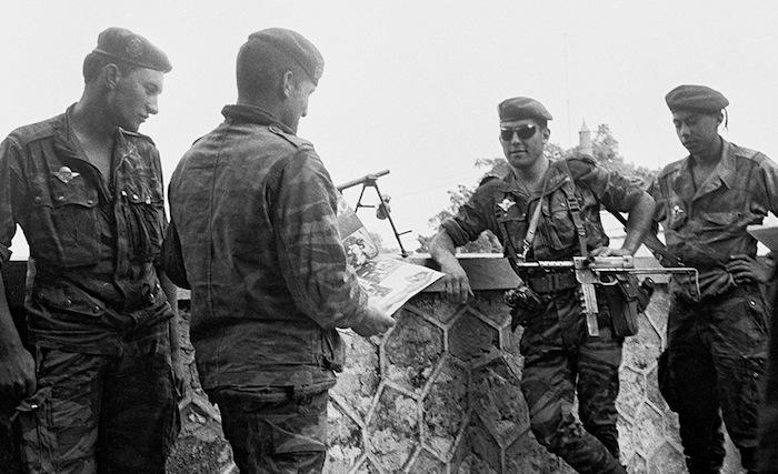Derrière le putsch d'Alger, le souvenir douloureuxde l'Indochine