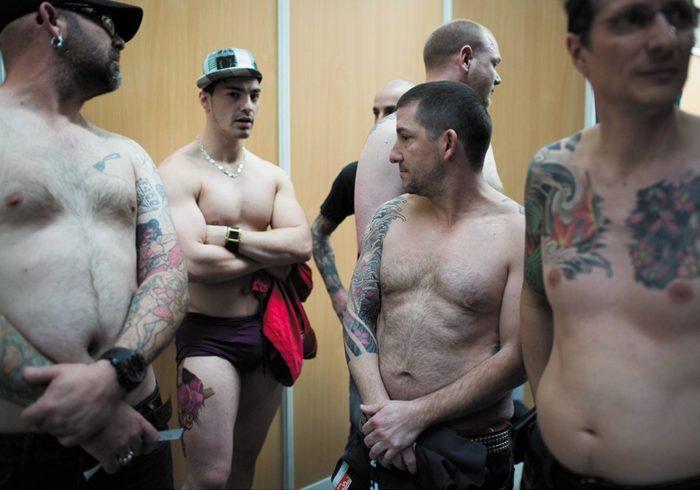 Ohé, les tatoués !