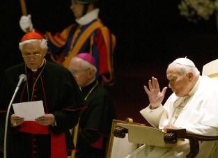 Le tandem Jean-Paul II – Joseph Ratzinger (2e partie)